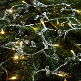 Svietiaca LED reťaz Markslöjd Glas