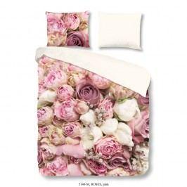 Obliečky z mikrovlákna Good Morning Pure Roses, 200x200cm