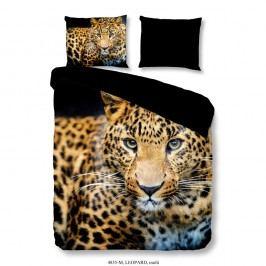 Obliečky Pure Wild Leopard, 140 x 200 cm