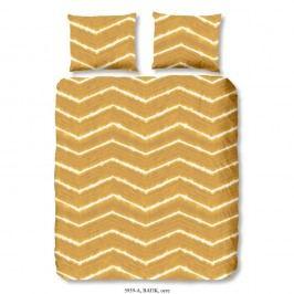 Obliečky Good Morning Yellow Batik, 140 x 200 cm