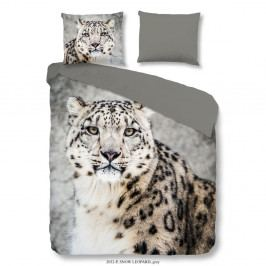 Obliečky Good Morning Snow Leopard, 200 x 200 cm
