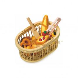 Hrací piknikový košík Legler Pick-nic