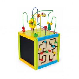 Drevená hračka Legler Activity Cube