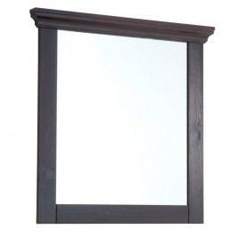 Tmavohnedé nástenné zrkadlo 13Casa Sparrow