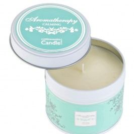 Aromatická sviečka v plechovke Copenhagen Candles Calming, doba horenia 32 hodín