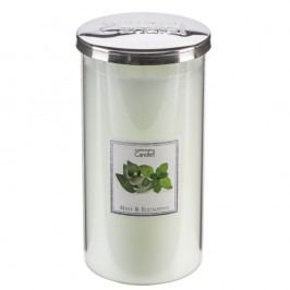 Aromatická sviečka Copenhagen Candles Mint & Eucalyptus Talll, doba horenia 70hodín