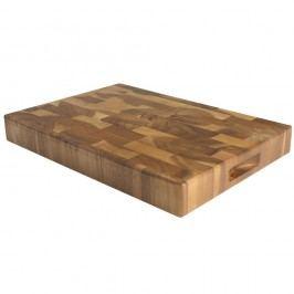 Doštička z akáciového dreva T&GWoodware Tuscany, dĺžka 45 cm