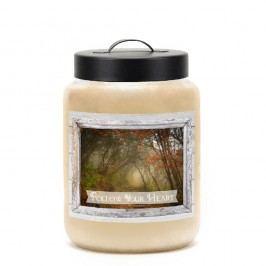 Vonná sviečka v dóze Goose Creek Arašidové sladké maslo, 0,68 kg