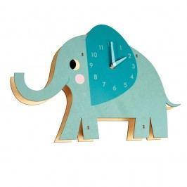 Nástenné hodiny Rex London Elvis the Elephant