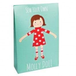 Set na ušitie bábiky Rex London Molly Doll