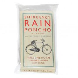 Jednorazová pláštenka s kapucňou na bicykel Rex London Bicycle