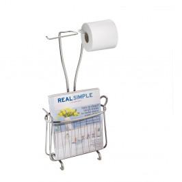 Stojan na toaletný papier a časopisy iDesign Axis