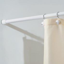 Teleskopická tyč na sprchový záves InterDesign Cameo, maximálna dĺžka 109 cm