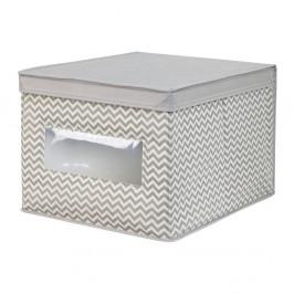 Úložný box InterDesign Axis, výška 39,5 cm