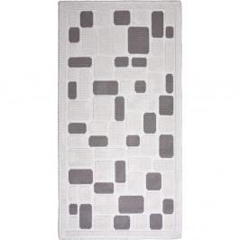Odolný koberec Vitaus Mozaik Bej, 60×90cm
