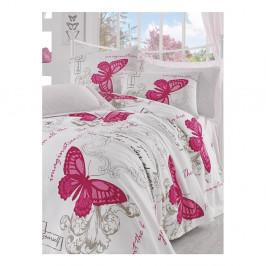 Set obliečky, plédu cez posteľ a 2 obliečok na vankúš Cocona, 200×235 cm