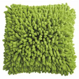 Zelený vankúš ZicZac Spiky, 45×45cm
