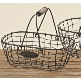 Košík Boltze Knole, šírka 34 cm