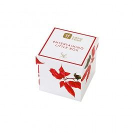 Sada vianočných hracích kartičiek Trivia Box Talking Tables