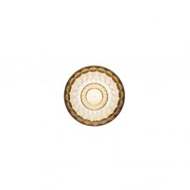 Jantárovožltý háčik Kartell Jellies, ⌀9,5cm