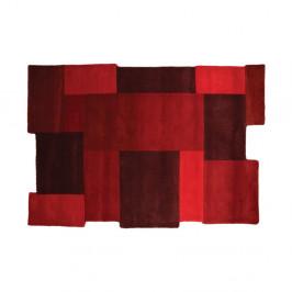 Vlnený koberec Flair Rugs Illusion Colage Justinne, 90x150cm