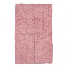 Ružová kúpeľňová predložka Zone Classic, 50×80cm