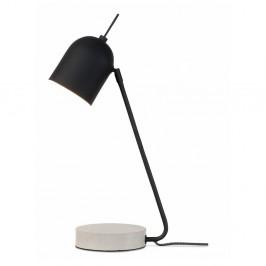 Čierna stolová lampa Citylights Madrid