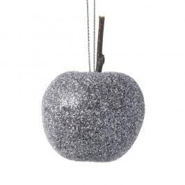 Sivá vianočná ozdoba Parlane Apple
