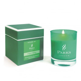 Sviečka s vôňou citrusov Parks Candles London Moods Green, 50hodín horenia