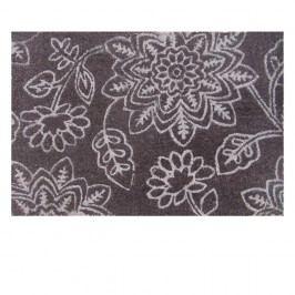 Rohožka Ewax Floral Wiper, 60×40cm