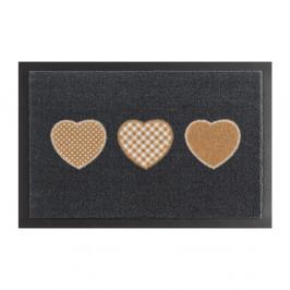 Rohožka Zala Living Hearts, 40×60 cm