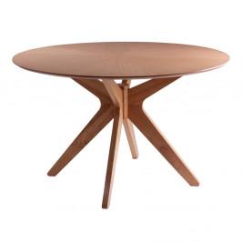 Jedálenský stôl vdekore dubového dreva sømcasa Carmel, ⌀120cm