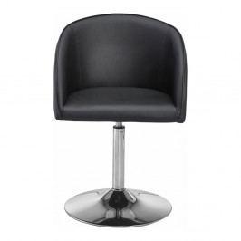 Sada 2 čiernych stoličiek Støraa Willy