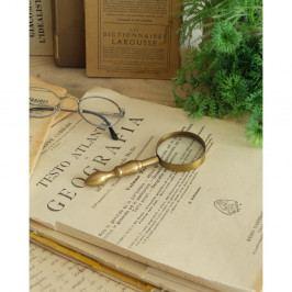 Zlatá lupa na čítanie Orchidea Milano Classic