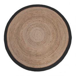 Koberec z konopného vlákna LABEL51 Hemp Rug,⌀150cm
