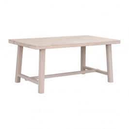 Matne lakovaný dubový jedálenský stôl Folke Brooklyn