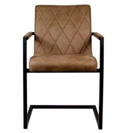 Hnedá stolička LABEL51 Denmark