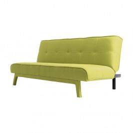 Žltá rozkladacia dvojmiestna pohovka Custom Form Modes