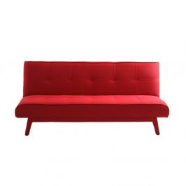 Červená rozkladacia dvojmiestna pohovka Custom Form Modes