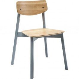 Sada 2 jedálenských stoličiek Kare Design Miranda