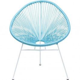 Sada 2 modrých kresiel Kare Design Spaghetti