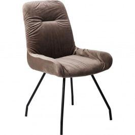Sada 2 jedálenských stoličiek Kare Design Claw