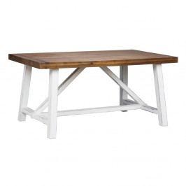 Jedálenský stôl z recyklovaného borovicového dreva Folke Inez, 160 x 95 cm
