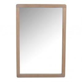 Svetlé dubové zrkadlo Folke Gorgona