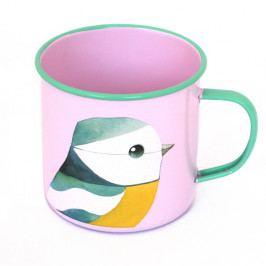 Hrnček Gift Republic Pink Bird