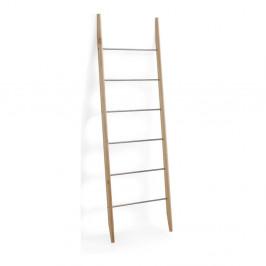 Oporná polica z brezového dreva Geese Pure Ladder