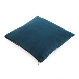 Modrý vankúš Geeso Soft, 45×45 cm