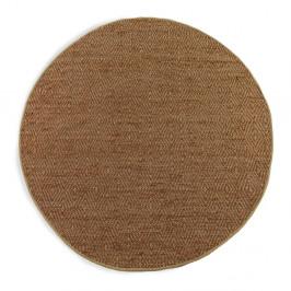 Hnedý koberec Geese Maine, Ø 180 cm