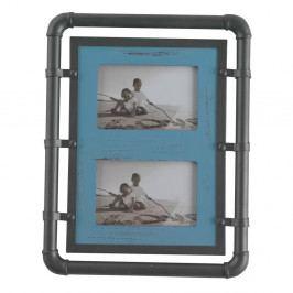 Rám na 2 fotografie s veľkosťou 14 x 9 cm Geese Memories