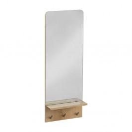 Nástenné zrkadlo z brezového dreva Geese Stockholm